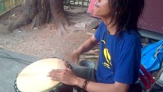 tarian moyang by john