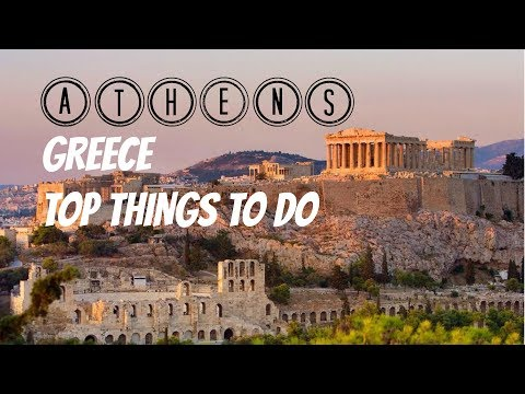 Visit Athens Greece Top 10 Things To Do On A Budget