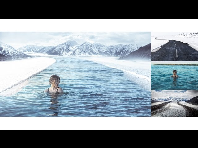 How To Blend Multiple Images Into One Composite | PhotoshopTutorial