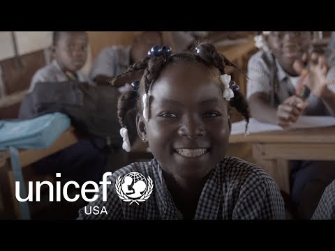 Rosemaine's Story – Safe, Clean Water for Haiti | UNICEF USA