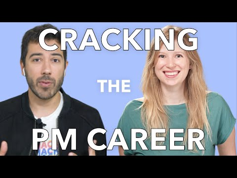 """Ace your Product Management Career with Jackie Bavaro, """"Cracking The PM Interview"""" Author"""