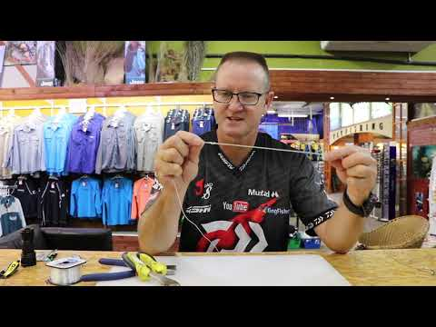 ASFN Traces  _ FMJ Nylon Combo Trace Clean Water
