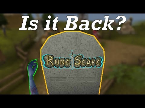 The Decline and Revival of Runescape - OSRS