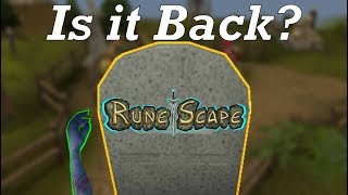 the decline and revival of runescape osrs
