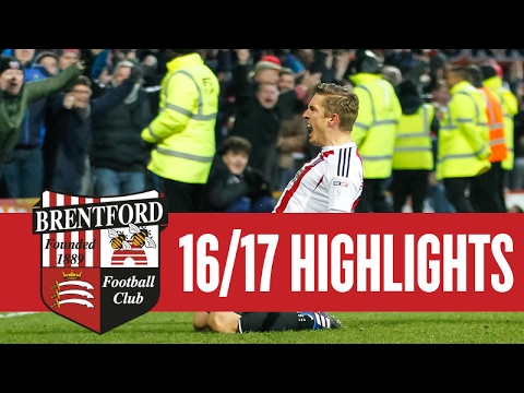Match Highlights: Brentord 3 Brighton and Hove Albion 3