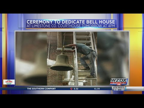 Limestone Co. Commission To Host Ceremonial Dedication Of Bell House