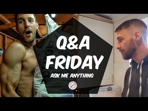 Kalclash Fitness Q&A Friday 2nd Feb - running food, ironman nutrition, huarache sandals and more