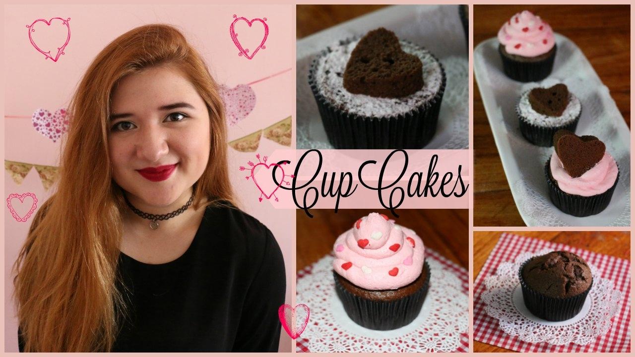 Decoraciones cupcakes san valent n f ciles youtube - Decoraciones san valentin ...