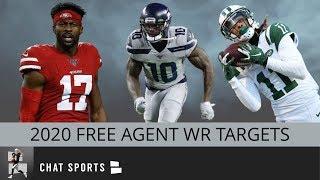 Raiders 2020 Free Agency Rumors: 5 NFL WR The Las Vegas Raiders Could Sign For Derek Carr