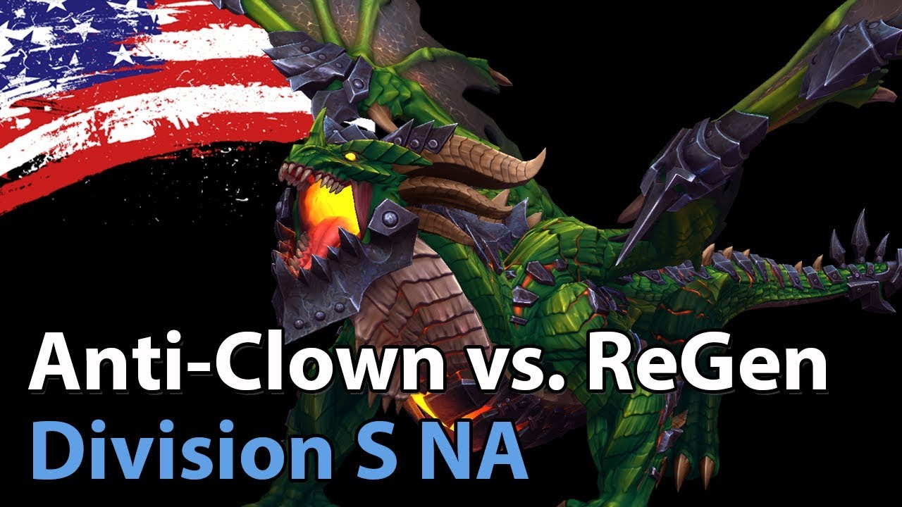 ► Cho'Gall vs. Deathwing! - Division S NA - Heroes of the Storm Esports
