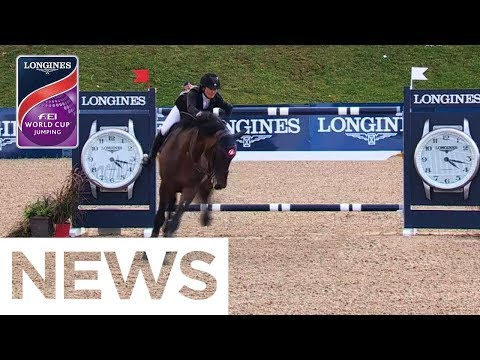 Canada dominates Jump-Off in Bromont | Longines FEI World Cup™ Jumping NAL - Bromont  2017/18