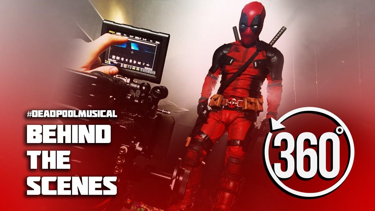 Deadpool Musical - 360° Behind The Scenes!