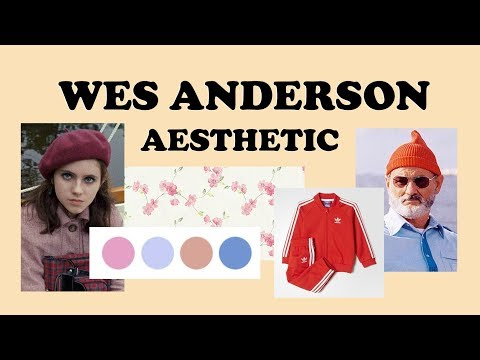 Wes Anderson Aesthetic  Find Your Aesthetic 13