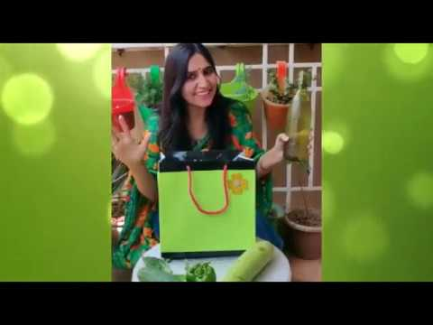 Learning Green Color, Yoga, Leaf Printing and Balloon Printing 2