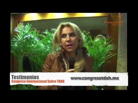 Testimonios Congreso TDAH México