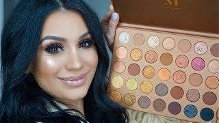 Bronzy Makeup Tutorial | Morphe 35G Bronze Goals