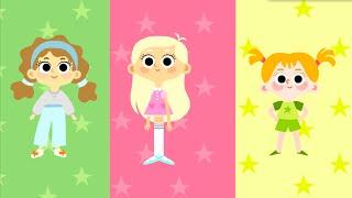 Мультики для девочек - Ма́шины одёжки - Серия 1(Премьера! Новый мультфильм на канале Теремок ТВ -