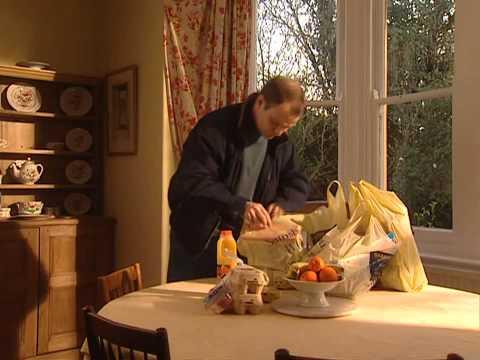 Window on Britain   Food