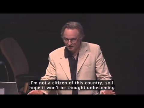 Richard Dawkins - Militant Atheist ( w/ captions)