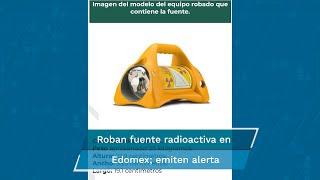 Si la fuente radiactiva es extraída de su contenedor, es manipulada o se tiene contacto directo con la misma durante unos minutos a horas, puede ocasionar lesiones permanentes