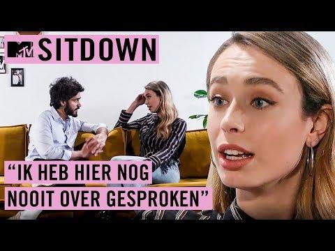 LOIZA LAMERS over EXPEDITIE ROBINSON, AFVALLEN en tijd in ZIEKENHUIS | MTV Sit Down