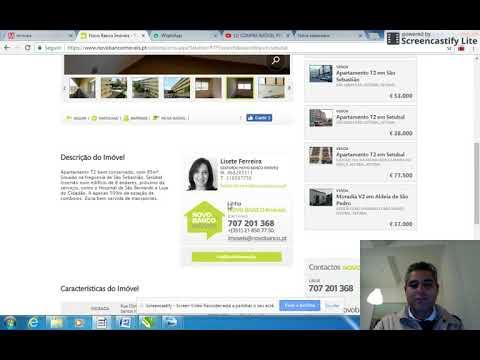 5d2a1ba190c Compre seu imóvel em Portugal - Simulação de um imóvel Novo Banco.  Consultoria em Portugal