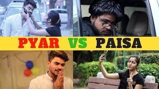 PYAR VS PAISA (HERO NO.1) || RAAHII FILMS || 2017