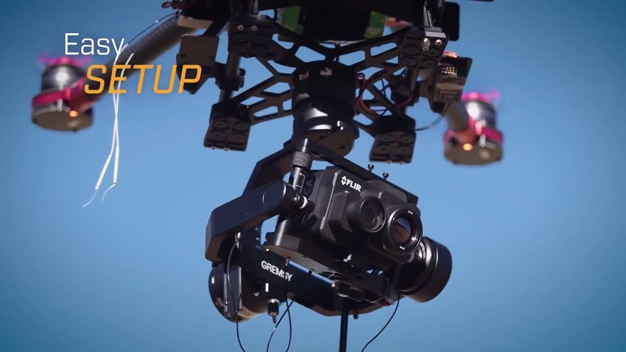 Introducing the FLIR Duo Pro R - Thermal Camera for Drones