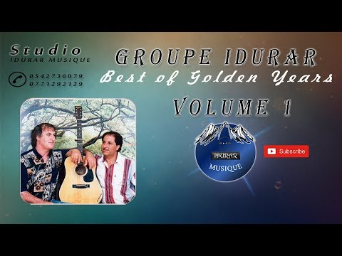 GROUPE IDURAR★BEST OF GOLDEN★YEARS★VOLUME 1