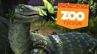 The Best Zoo Of All Time!   Zoo Tycoon Ultimate Animal Collection