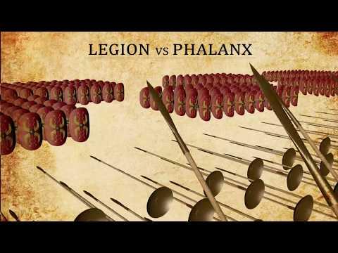 Phalanx vs Legion : Battle of Cynoscephalae
