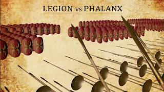 Phalanx vs Legion : Battle of Cynoscephalae