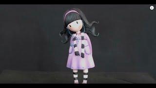 Gorjuss Little Song Figurine   Santoro London A27415