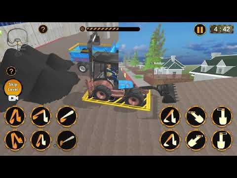 excavator simulator - construction road builder hack