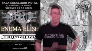 Programa 18: Metalocalipsis: 14/04/2010 (Parte 2/2)