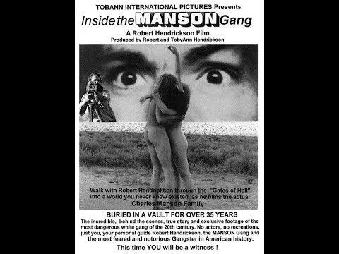Robert Hendrickson - Inside The Manson Gang (2007)
