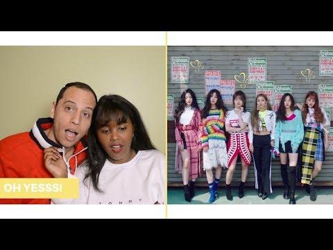 [MV] (G)I-DLE ((여자)아이들) _ LATATA REACTION (KPOP REACTION)