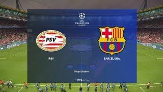 PSV vs Barcelona (2nd Leg) | UEFA Champions League 2018/19