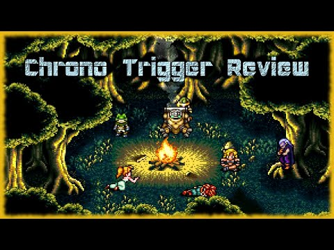 Chrono Trigger On PSP by Gerinja
