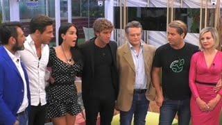 Grande Fratello vip 2020 - eliminati semifinale - finalisti - diciannovesima puntata