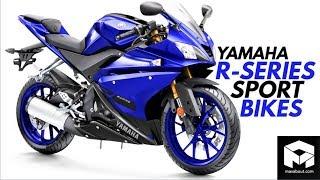Yamaha R-Series Bikes [2018] [R50-R1M]