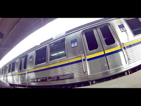 Commuter Line Jakarta - Weekend  ( Xpro 6 Action Camera )