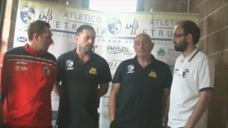 Campioni! Interviste post-partita campionato Juniores Atletico Etruria-Crespina