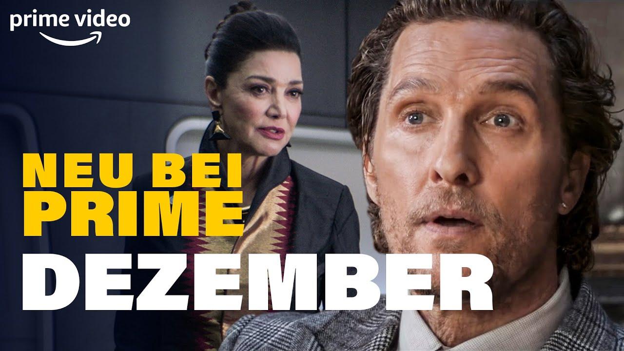 NEU bei Prime Video | Dezember 2020 | Prime Video DE