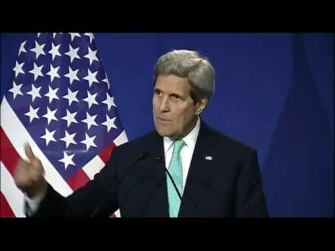 Secretary Kerry Delivers Remarks on the Iran Nuclear Talks