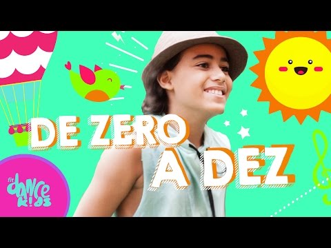 De zero a dez - Carrossel - Coreografia   FitDance Kids