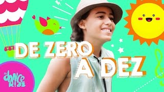 De zero a dez - Carrossel - Coreografia | FitDance Kids