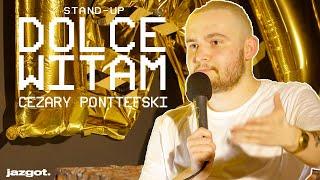 Cezary Ponttefski - Dolce Witam (2021)   stand-up