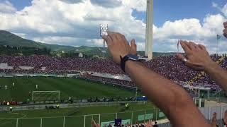 Fiorentina and Cagliari's tribute to Davide Astori - 13th Minute
