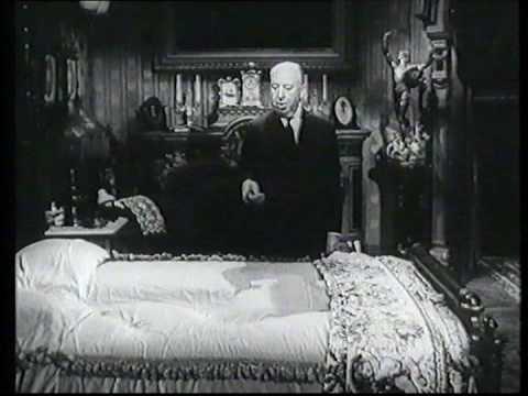 Alfred Hitchcock Psycho Trailer german - deutsch
